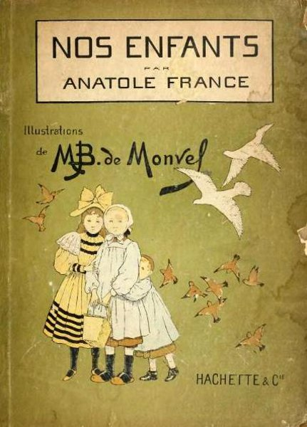Anatole France - Nos enfants