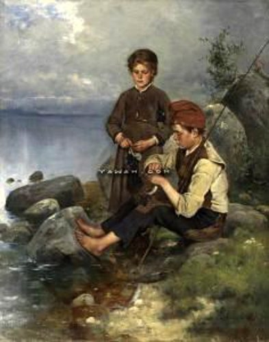 Children By The Water