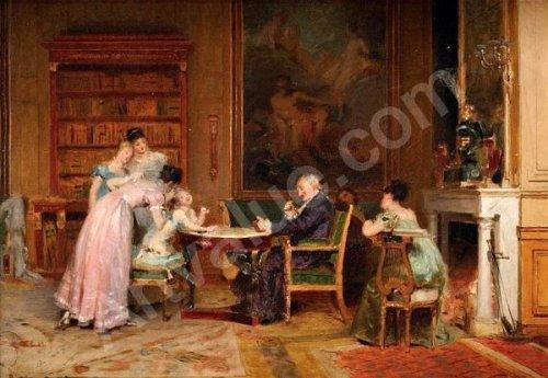 Dimanche en famille à Fontainebleau
