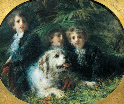 I figli del principe Troubetzkoj