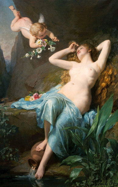 L'Amour de la Nymphe (The Love of the Nymph)