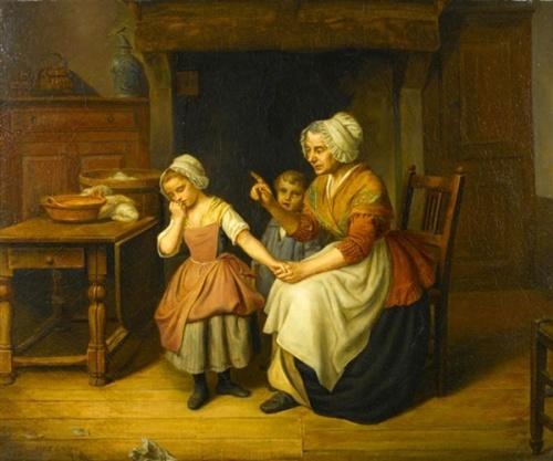 Misbehaving Children
