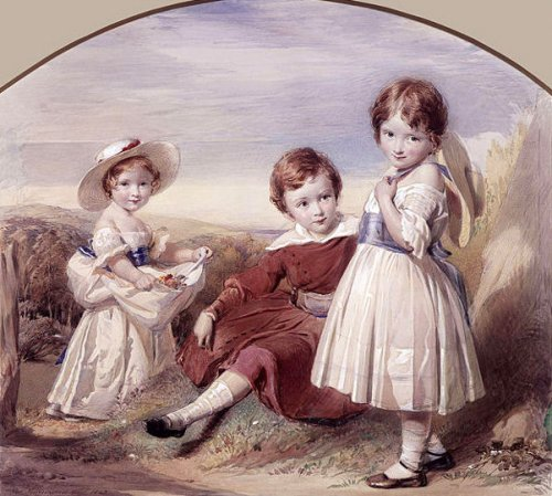 Swinburne And His Sisters
