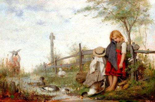 The Duck Thief