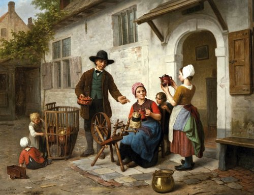 The Potterie Seller