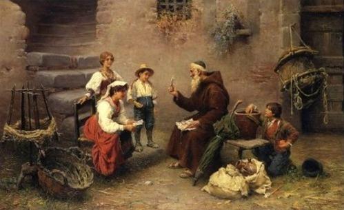 Una lección En la Escritura