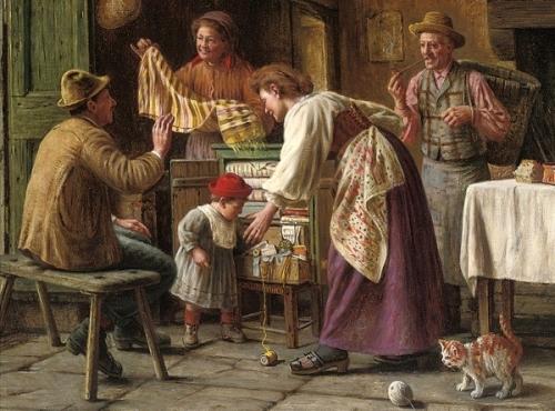 A Matter Of Taste - The Linen Cabinet
