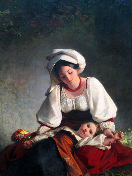 A Mother From Albano
