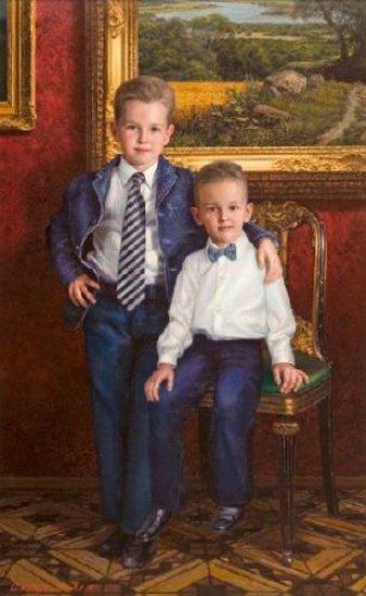 Alexander And Daniel