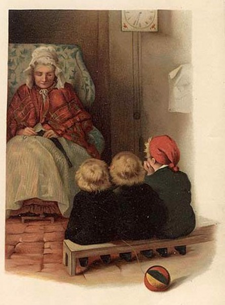 Granny's Story Box 4