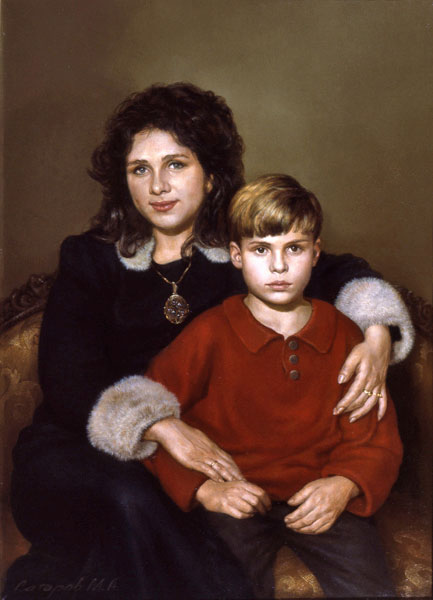 Irina And Yaroslav
