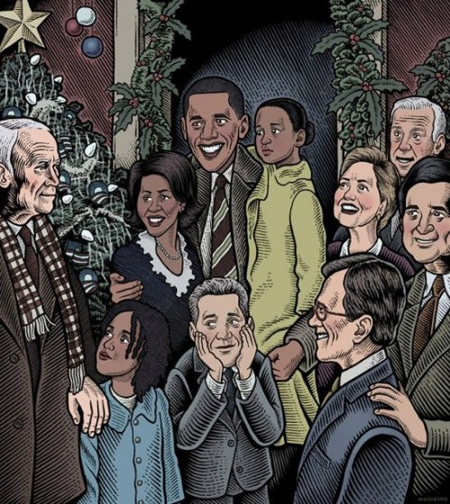 It's A Wonderful Life In Obamanation