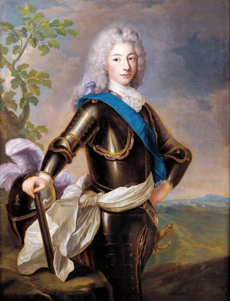 Louis François, Prince Of Conti