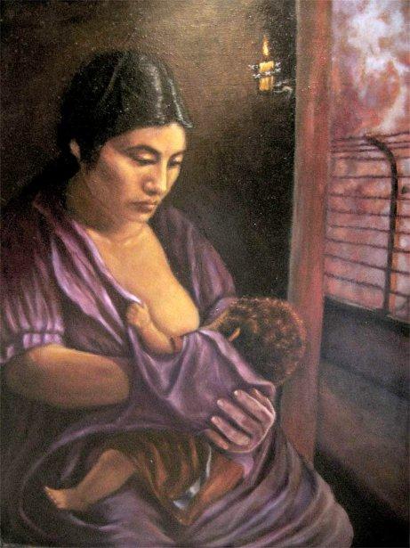 Maternità e prigionia
