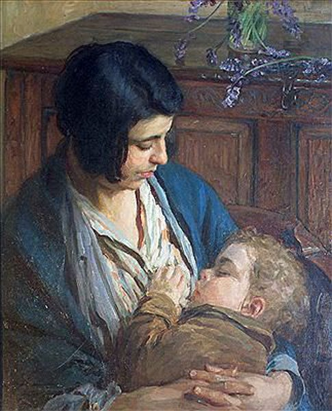Mother And Child 2