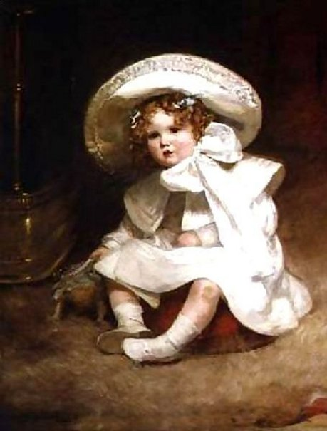 Muriel, Daughter Of Sir Charles Swinfen-Eady