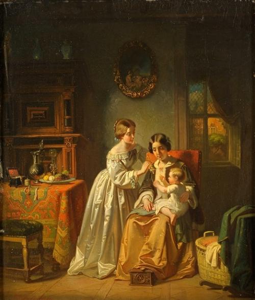 Pieter Jan Onderberg (1821-90, Dutch)