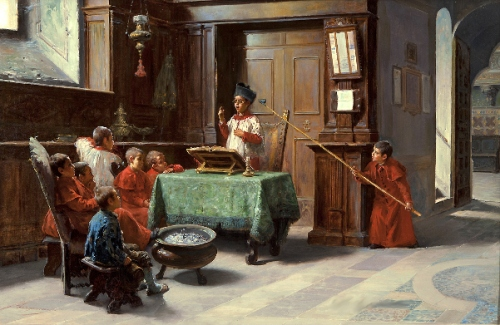 The Altar Boy - The Altar Boy's Sermon