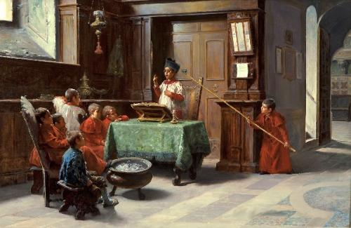 The Altar Boy - The Altar Boy's Sermon