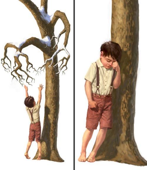 The Selfish Giant - Despair