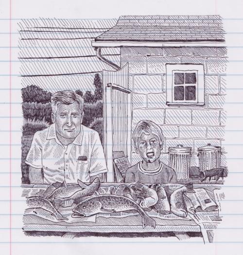Walter & Kid