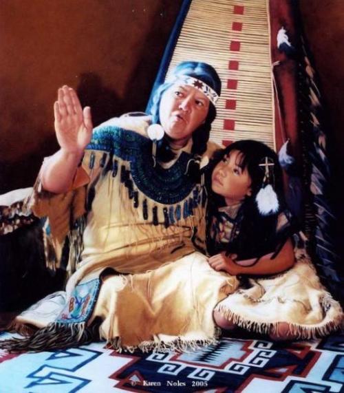 Blackfeet Stories
