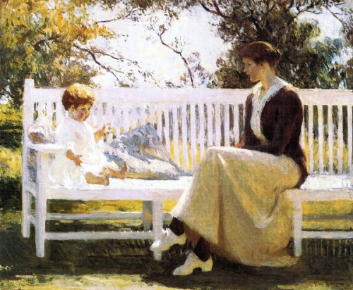 Eleanor And Benny - Mother And Child