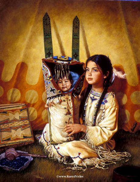 Kiowa Babysitter