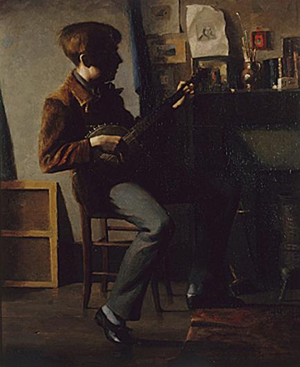 Portrait Of Joseph Lindon Smith