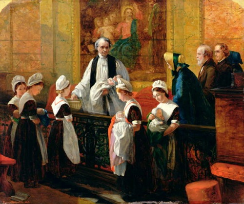 The Christening