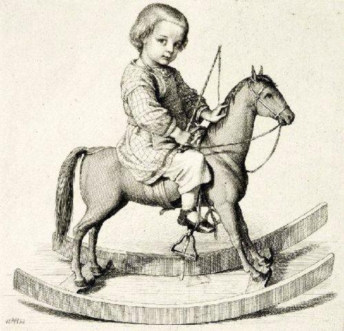 The Little Horseman