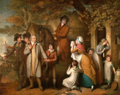 The Severe Steward - Unfortunate Tenant