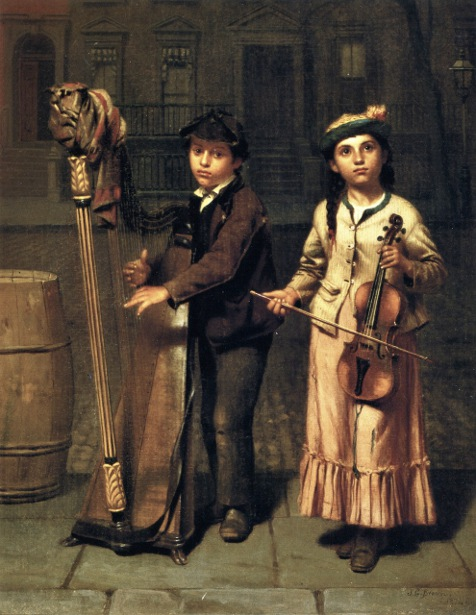 The Two Musicians