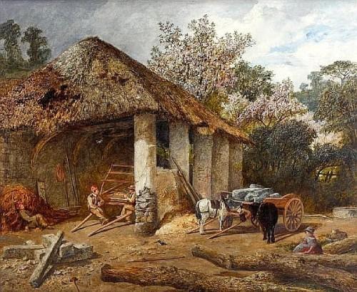 A Farmyard Corner