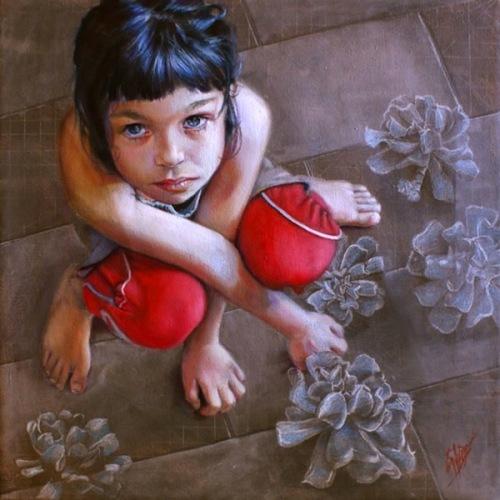 Alicia y los flores parlantes 1
