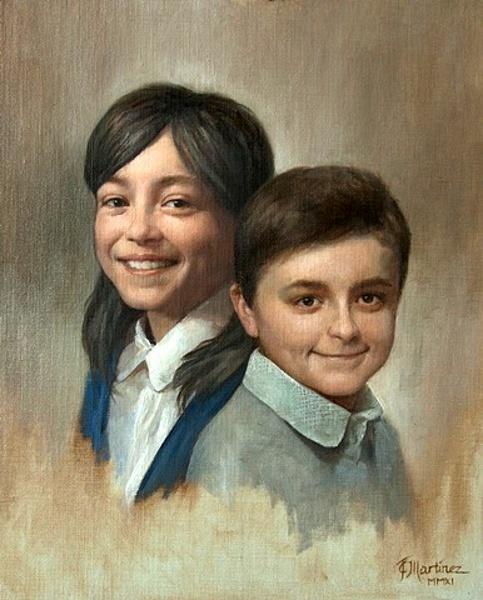 Ava &  Edson