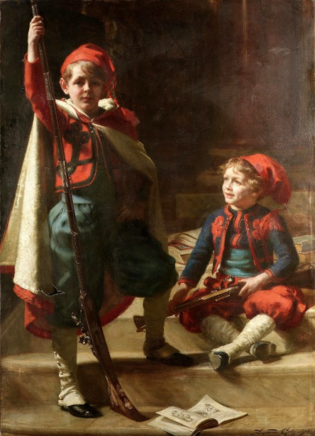 Francis And Philip Mond, Sons Of Emile Mond