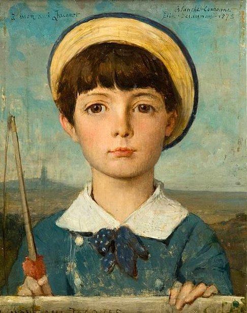 Jacques Bizet, fils de Georges Bizet et Geneviève Halévy