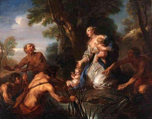 Latona And The Peasants