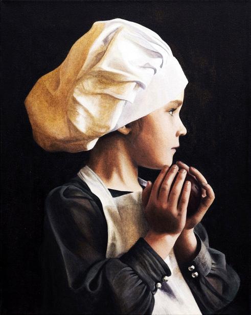Lila Pearl IV - Baker Girl