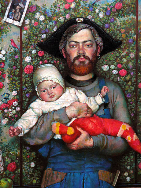 Man With A Child