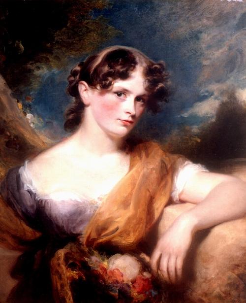 Miss Caroline Hopwood, Aged 18