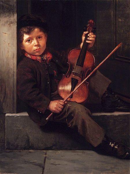The Boy Violinist