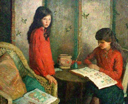 The Stamp Collectors