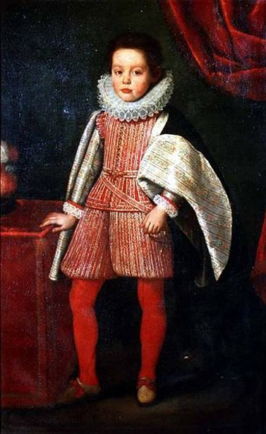 A Young Nobleman