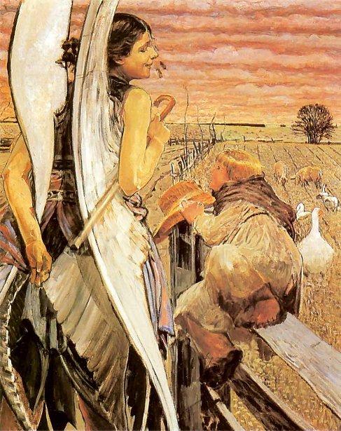 Angel And Shepherd 2