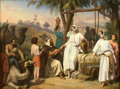 Eliezer et Rebecca