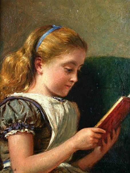 Girl Reading.bmp