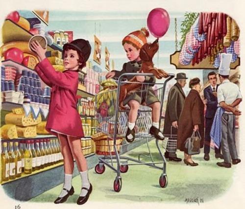 Martine fait ses courses 15
