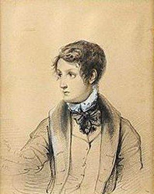 Prince Jérome Napoléon in 1833, at 11